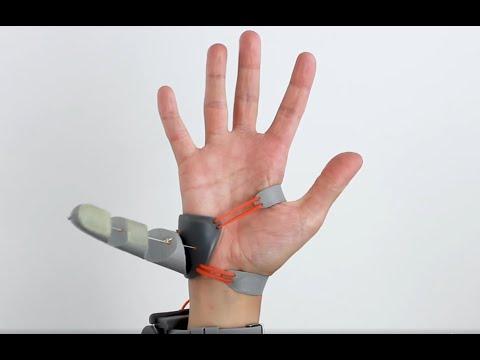 Dedo robótico