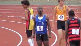 2013 Southern Champs U15B 200 metres
