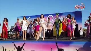 أخبار اليوم | بدأ حفل المواهب لملكات جمال العالم للسياحة والبيئة