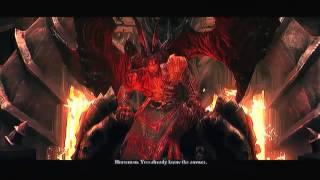 Darksiders 2: Walkthrough Part 45 Boss - 16 [Samael] Let