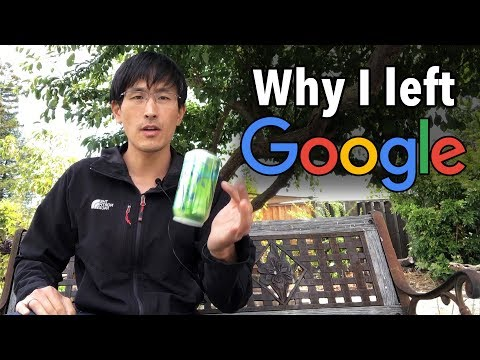Why I left my job at Google (as a software engineer)