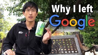 Video Why I left my job at Google (as a software engineer) download MP3, 3GP, MP4, WEBM, AVI, FLV September 2018