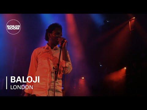 Baloji Boiler Room LIVE Show at DIESEL + EDUN present Studio Africa Paris