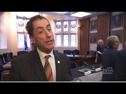 ASM Mayors News Conference on Montreal budget // CTV News Montreal // January 12, 2018