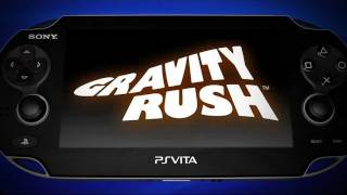 Gravity Rush PS Vita Trailer