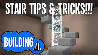 Stair Designs - Building Tips & Tricks