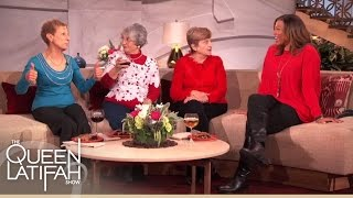 The Golden Sisters Crack Up  The Queen Latifah Show