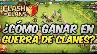 COMO TENER UNA BUENA ALDEA DE GUERRA - GUERRA DE CLANES #2 - Clash of Clans - Español