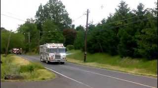 Fire truck parade 2013 part 2