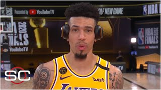 Danny Green on Lakers' Game 1 win vs. Heat and LeBron James | SportsCenter