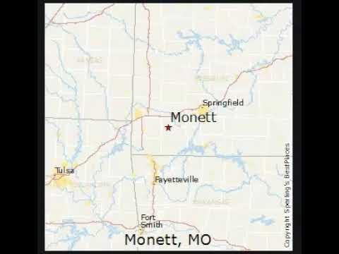 Sundown Series #72: Monnet Missouri