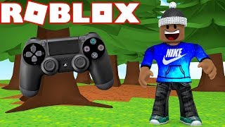 How to play Roblox (on CPU) with PS4/XBOX Controller !