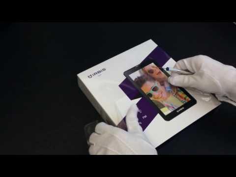 Распаковка дешевый планшет Ирбис TZ71 Irbis – обзор