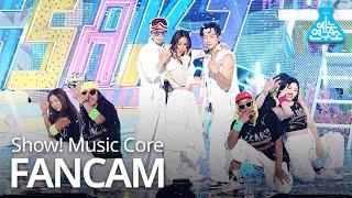 [예능연구소 4K] 싹쓰리 직캠 '다시 여기 바닷가' (SSAK3 FanCam) @Show!MusicCore 200725
