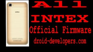 All Intex Mobile Official Firmware And Flashing Tools|How to Download