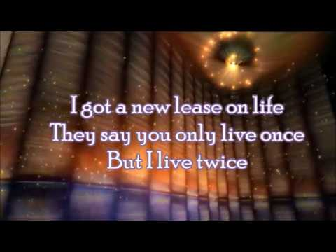 New Lease On Life mercyme new lease on life (lyric video) - youtube