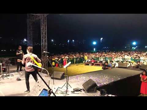 Vaaste Song In Live Concert By Nikhil D | Dhvani Bhanushali| Siddharth Gupta