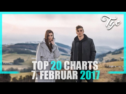 TOP 20 SINGLE CHARTS - 7. FEBRUAR 2017