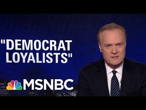 Lawrence: What President Donald Trump Doesn\'t Know About His New Legal Reps | The Last Word | MSNBC