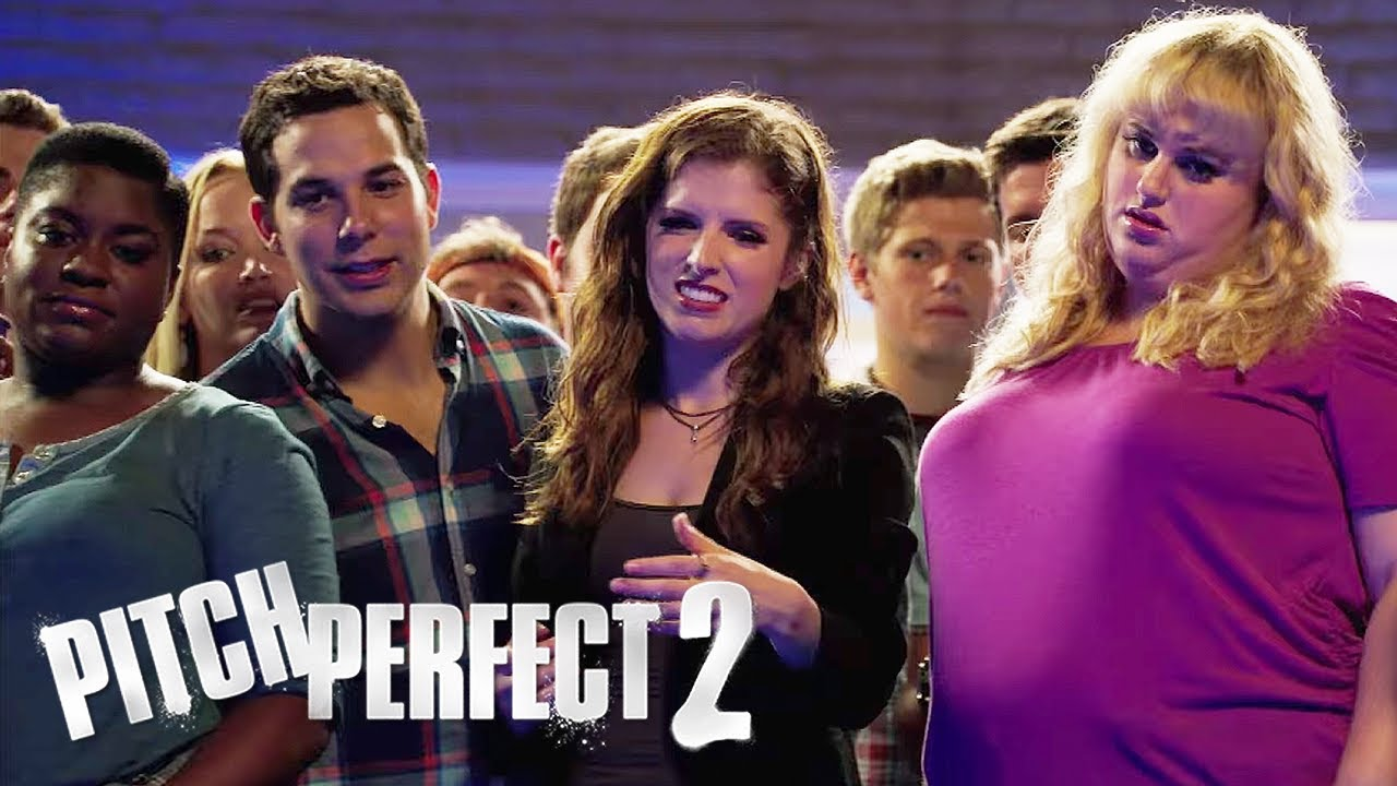 pitch perfect 2 treble party extended own it on blu ray dvd digital youtube
