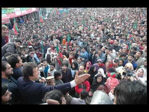 "PTI Imran Khan Song ""Utho meri duniya k gareebo ko jaga do"" by ISF.flv"