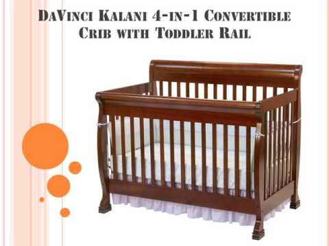 Ultimate Guide of DaVinci Kalani 4 in 1 Convertible Crib with Toddler Rail