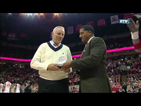 Jerry Lucas Ceremony