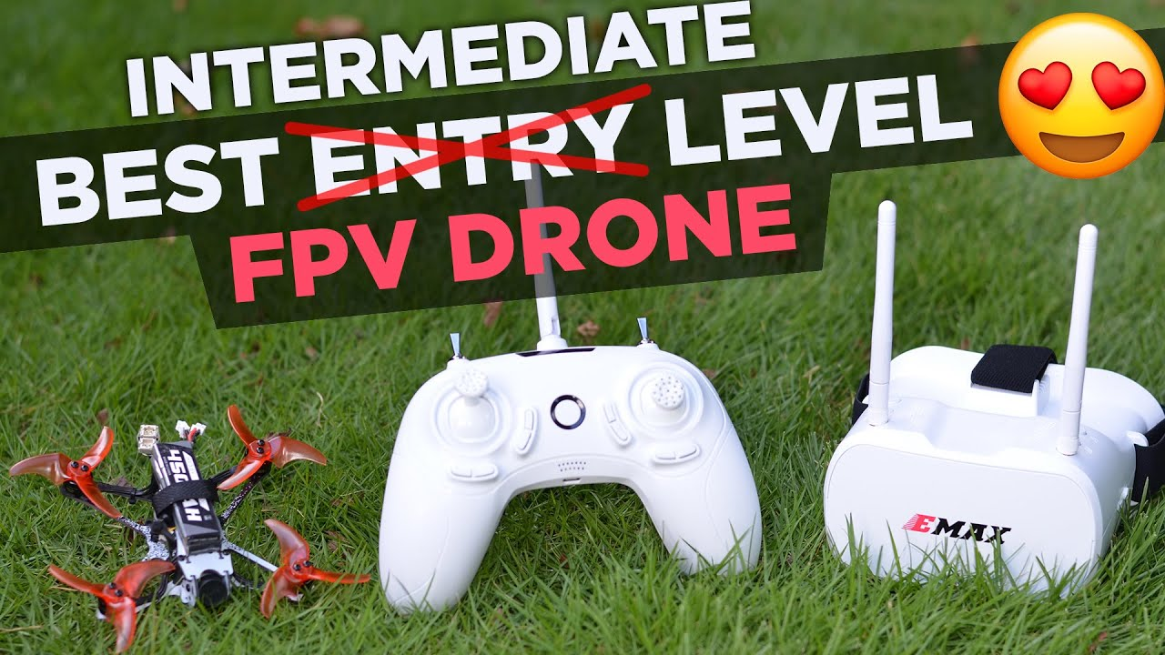 Tinyhawk 2 Freestyle Complete Ready To Fly Fpv Drone Combo Youtube