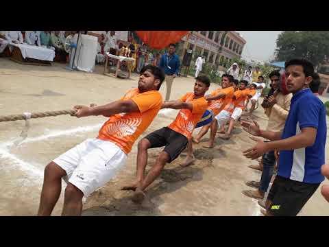 Chandan Bal Vikas Public School-Tug Of War Winner
