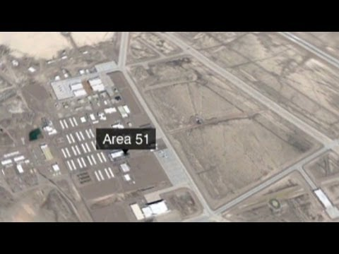 Area 51 is real, but sorry, no aliens