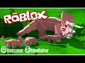 DİNOZOR YEMEK !! / Roblox Dinozor Simulator / Roblox Türkçe / Oyun Safı