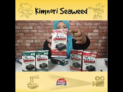 Review Kimnori Seaweed