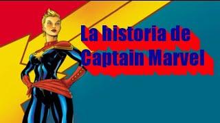 ¿Quién es Captain Marvel? Y su importancia en el UCM