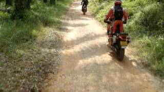 africa twin off-road