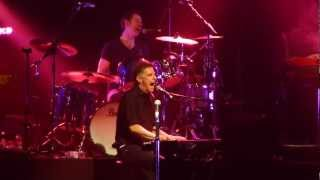 Deacon Blue - When Will You Make My Telephone Ring (live @ Plymouth Pavilions 21/10/2012)