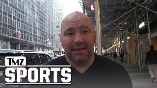 Dana White Says Cyborg Made 'Strange Decisions' Before Possible Doping Violation | TMZ Sports