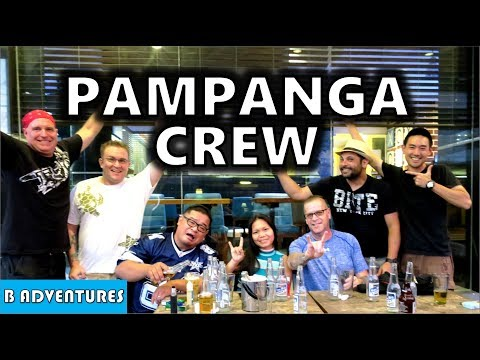 Pampanga Crew, Expats Angeles City Philippines S4, Vlog 43