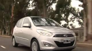 Hyundai i10 1.2 - Test - Matías Antico