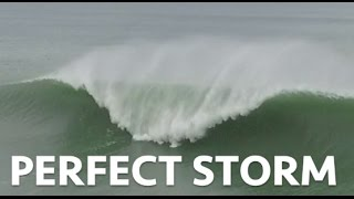 Perfect Storm - Blacks Beach - January 22, 2017