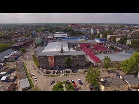 Видео-презентация производственных цехов компании ESTETICA (Шатура, мебель)