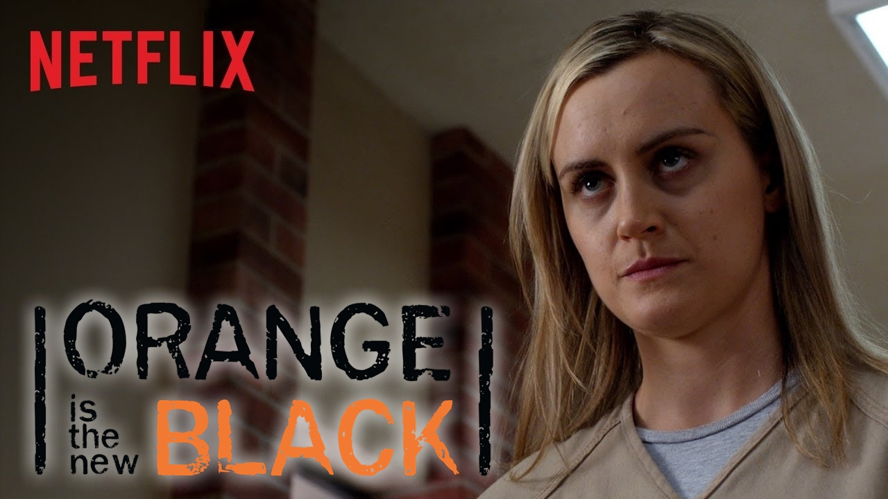 Orange Is The New Black Burning