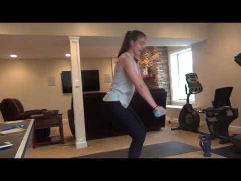 Cardio Strength Training Workshop with Catherine