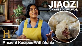 We Made An Ancient Chinese Doctor&#39s Dumpling Recipe  Ancient Recipes with Sohla