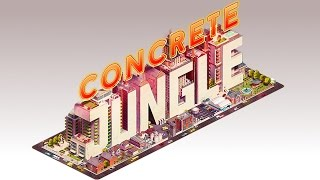 Concrete Jungle | PC | ColePowered Games | 2015 [ Indie Ecke ]