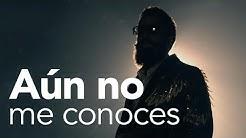AÚN NO ME CONOCES| MASTER MUÑOZ