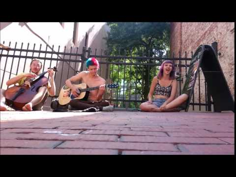 Music on the streets of Portland, Maine 2