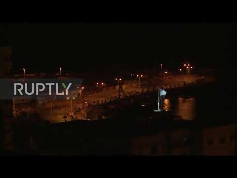 State Of Palestine: Gaza Hit By Retaliatory Israeli Airstrikes