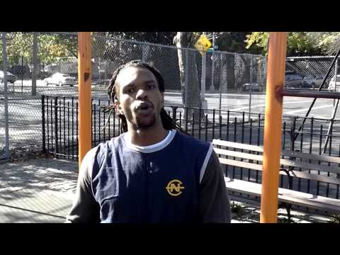 Muscle-UP with Leonard Smith