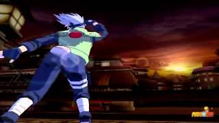 Naruto: Clash Of Ninja 2 - All Kakashi Copy Justus