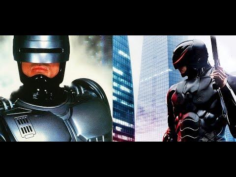 RoboCop Theme Song (1987/2014 Mash Up)